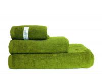 """Полотенце махровое """"Буржуа"""" оливка"""