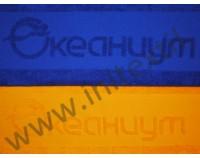 """Полотенце """"Океаниум"""" с логотипом в структуре махры"""